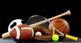 sport en spel voor volwassenen
